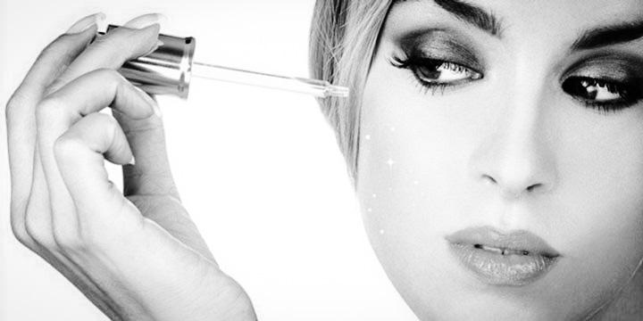 Mỹ phẩm dạng serum giải pháp hiệu nghiệm chống lão hóa, dưỡng da tươi trẻ